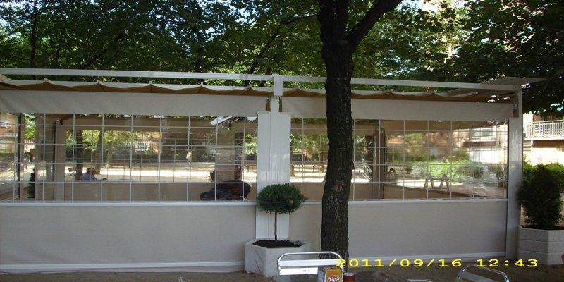 cerramientos terrazas hostelería