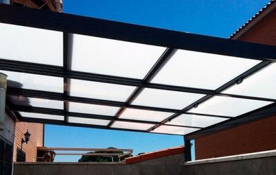 instalación de techos móviles