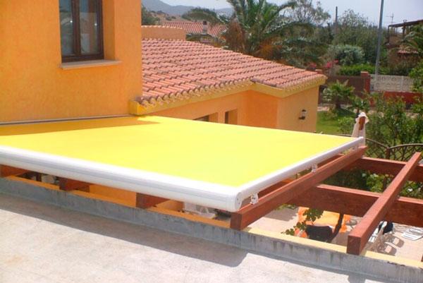 instalar toldos veranda